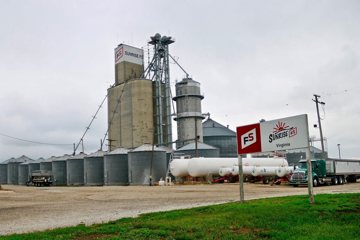 Virginia Elevator & Fertilizer Plant